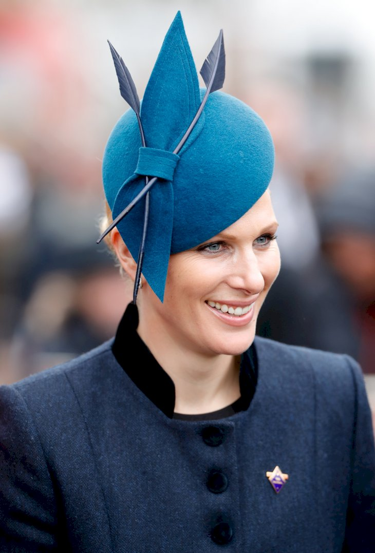 Image Credit: Getty Images / Zara Tindall at an event.