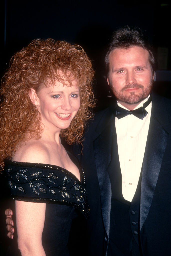 Image Credits: Getty Images / Ron Davis | Reba and Narvel Blackstock