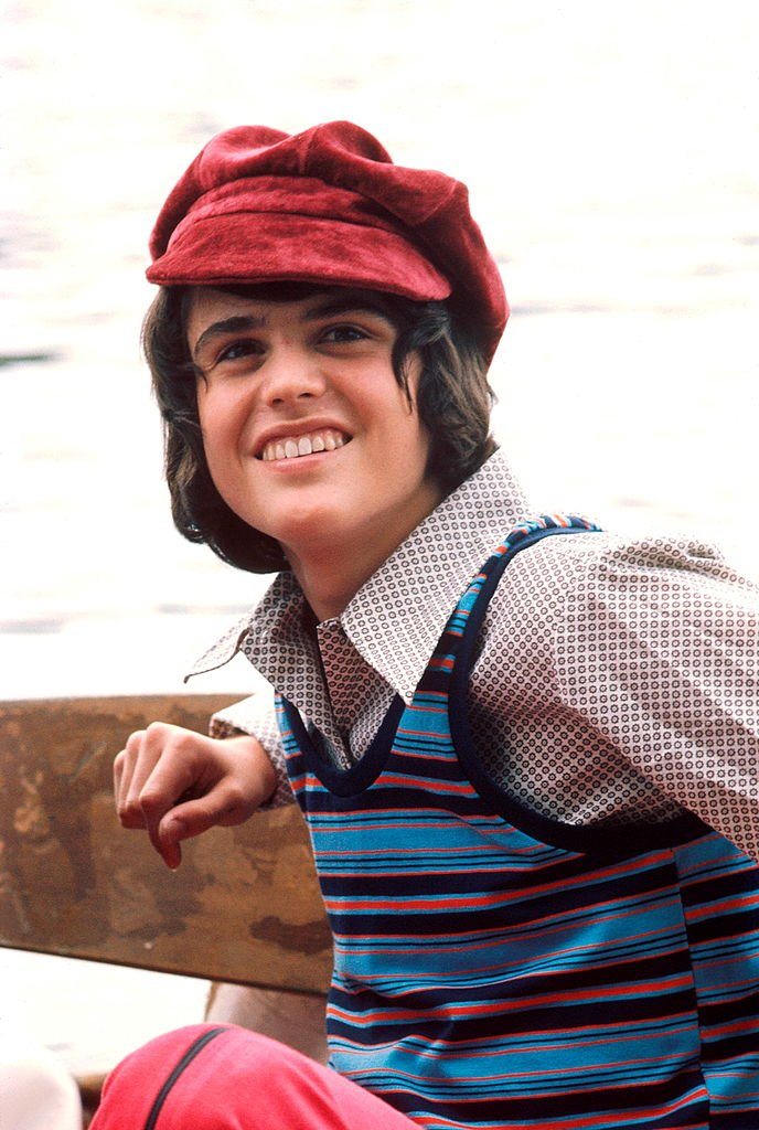 Image Credits: Getty Images / Michael Putland | Donny Osmond, The Osmonds, portrait, London, 1973.