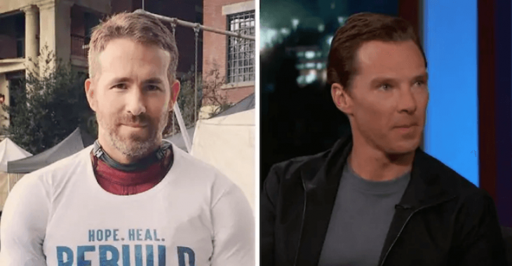 Source : Instagram/@vancityreynolds - YouTube/Jimmy Kimmel Live