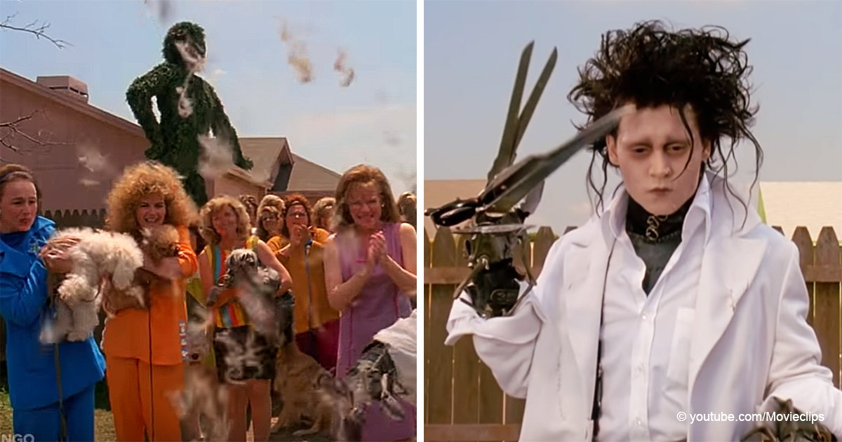 Meet 'Edward Scissorhands' Cast 30 Years after the Movie's Premiere