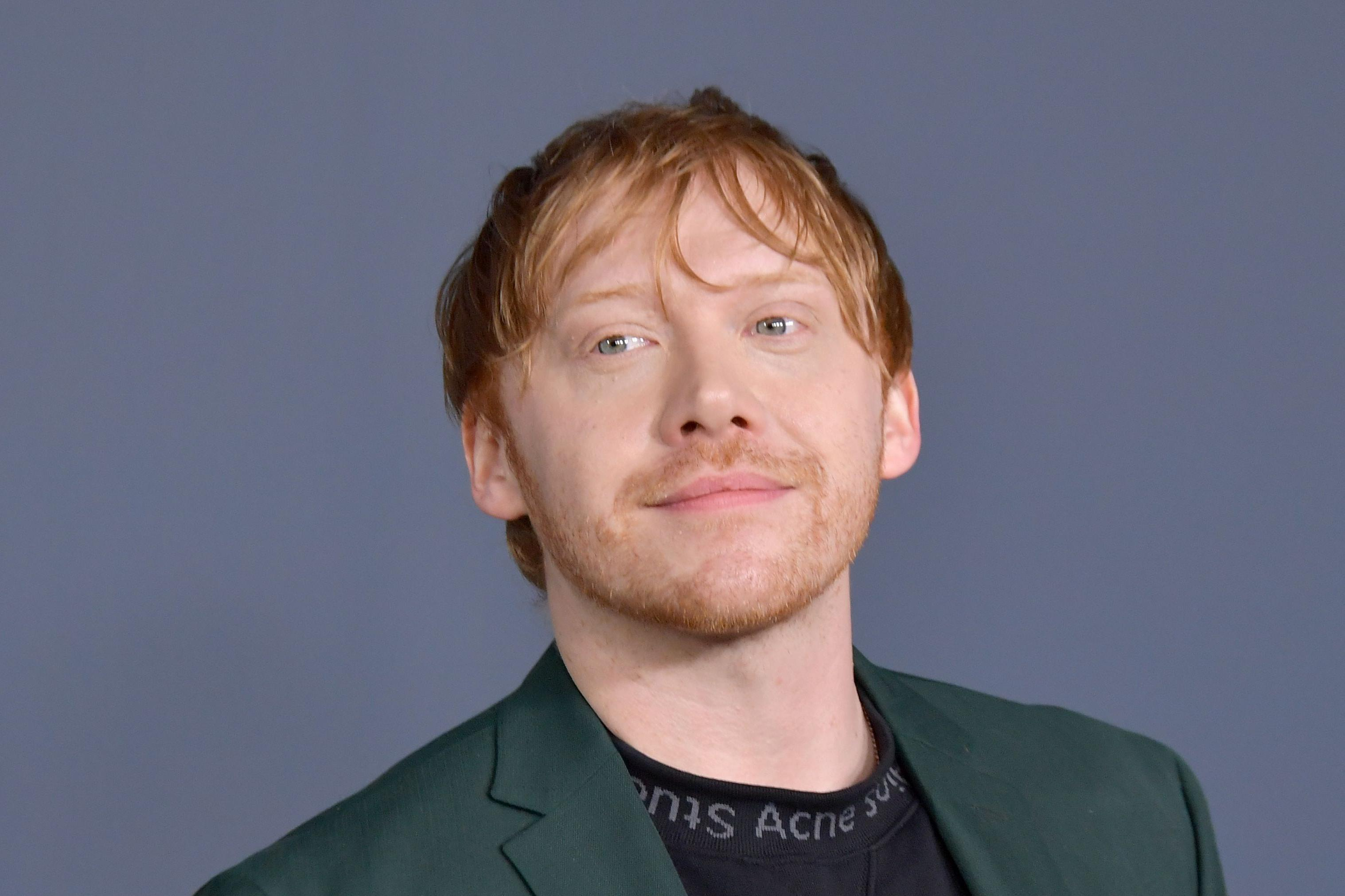 Why Rupert Grint Is Staying Away from Hollywood