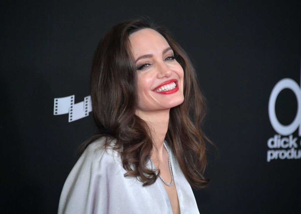 Image Credit: Getty Images/Neilson Barnard | Angelina Jolie attends the 21st Annual Hollywood Film Awards