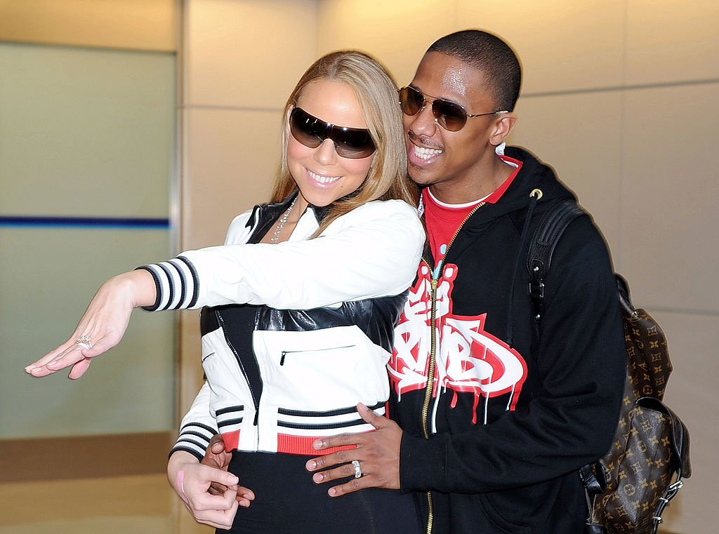 Image Source: Getty Images/WireImage/Jun Sato | Mariah and Nick circa 2008