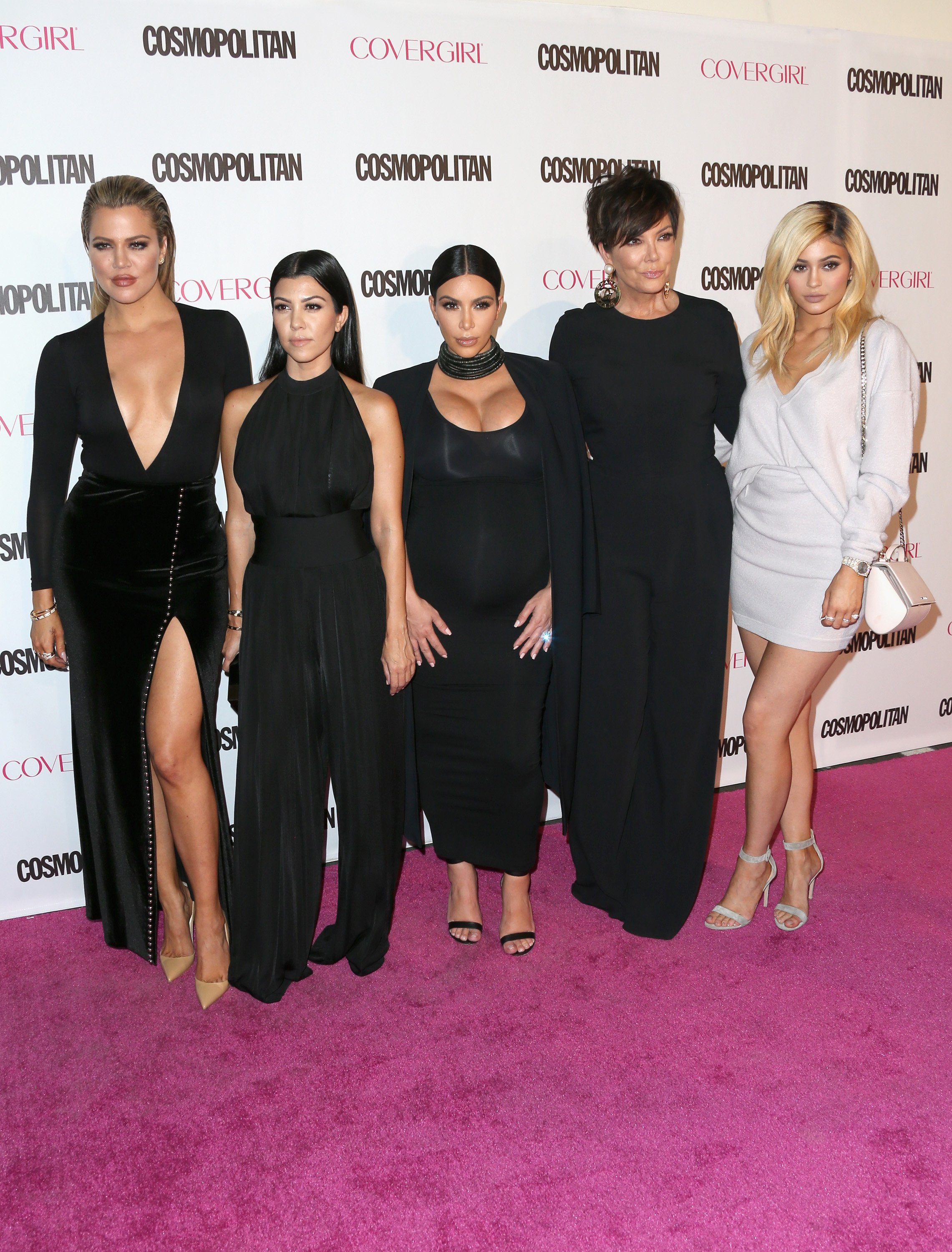 Image Credits: Getty Images / The Kardashian family