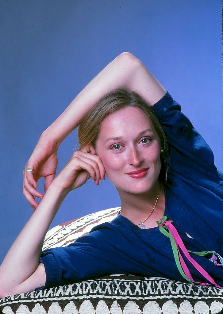Image Credits: Getty Images / Jack Mitchell | Meryl Streep in August 1976.