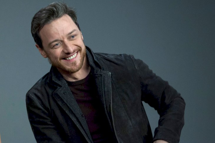 James McAvoy / Getty Images
