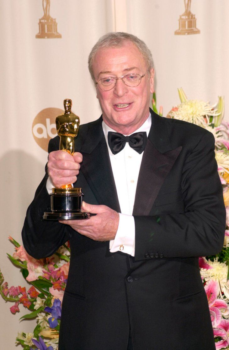 Michael Caine/Photo:Getty Images