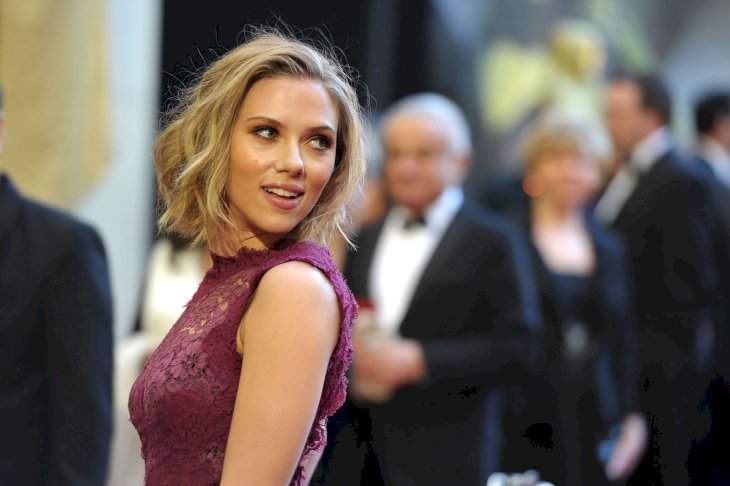 Scarlett Johansson/Photo:Getty Images