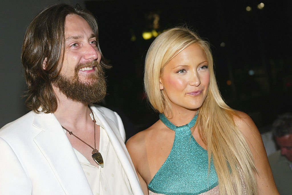 Image Credits: Getty Images / Kevin Winter | Kate Hudson and former husband Chris Robinson