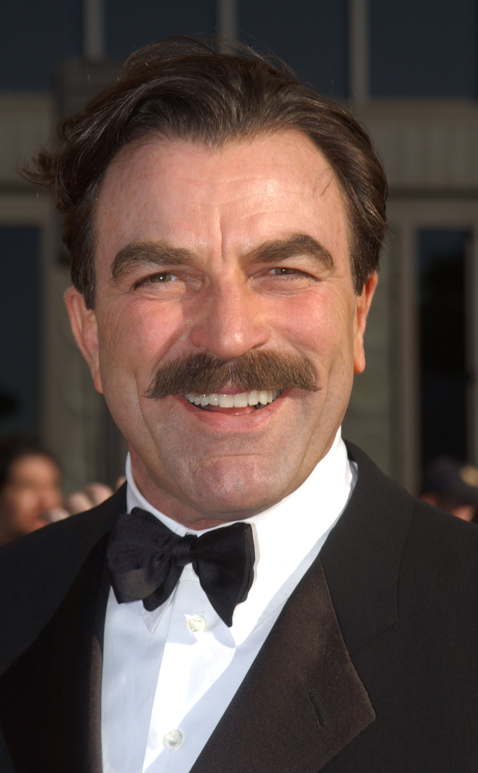 Image Credits: Getty Images | American actor Tom Selleck