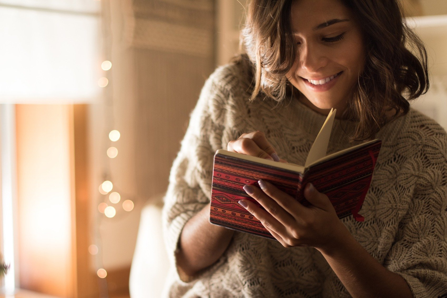 Image Credits: Getty Images / Girl reading