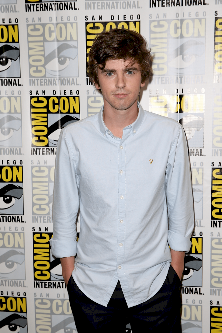 Image Credits: Getty Images / Freddie Highmore