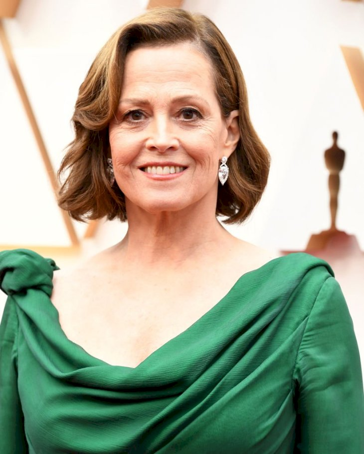 Image Credits: Getty Images / Steve Granitz / WireImage | Sigourney Weaver in February 2020.