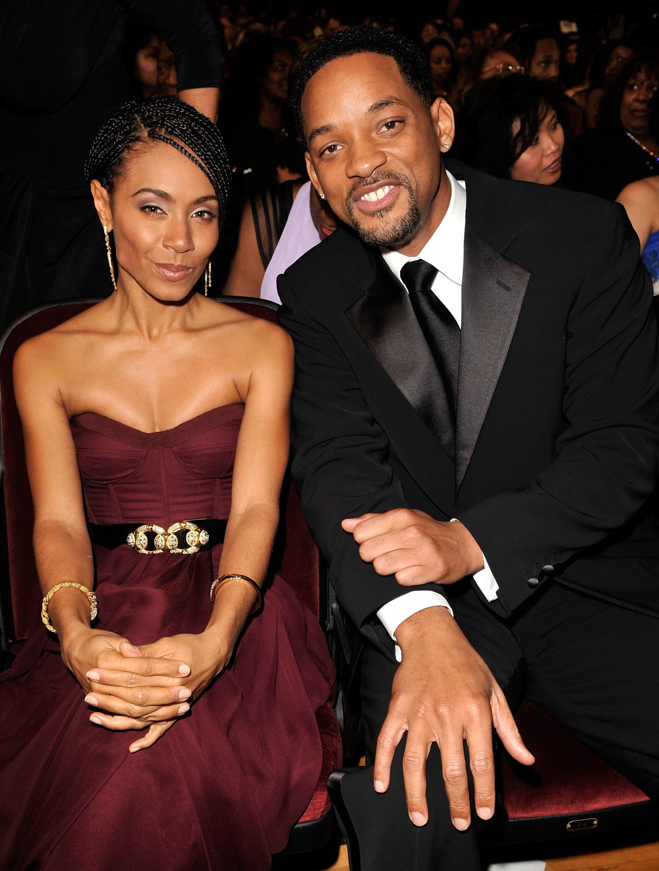 Image Credits: Getty Images | Will and Jada questioned President Obama about aliens