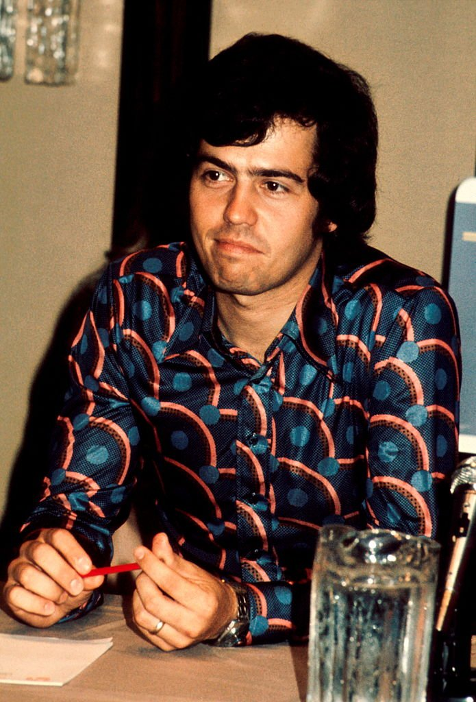 Image Credits: Getty Images / Michael Putland   Alan Osmond from the Osmonds at a press conference, London, circa 1974.