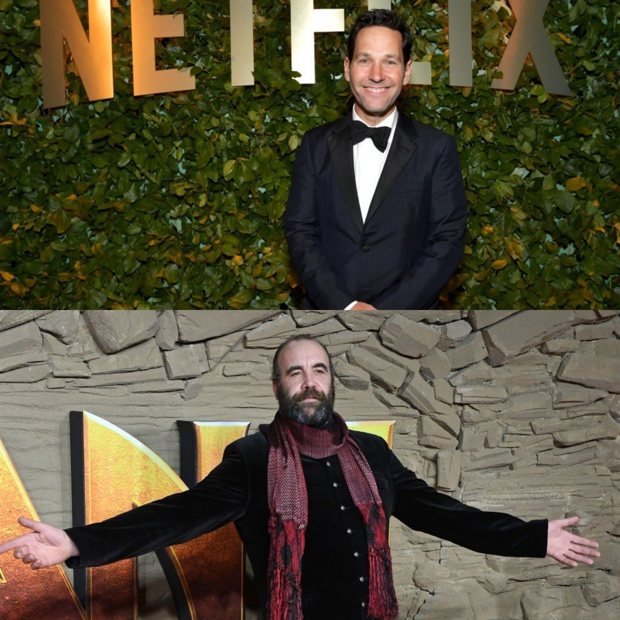 Image credits: Getty Images/Getty Images for Netflix/Emma McIntyre - Getty Images/Stuart C. Wilson