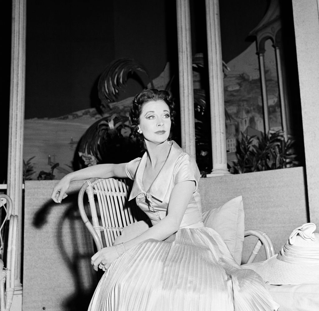 Image Credits: Getty Images / Sheppard/Mirrorpix | Vivien Leigh in 1956