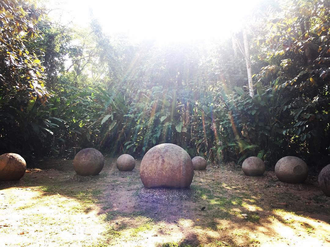 Giant Stone Spheres Keep Turning Up Across Central America