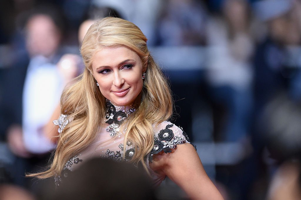 "Image Credits: Getty Images / Gareth Cattermole | Paris Hilton attends ""The Rover"" premiere during the 67th Annual Cannes Film Festival on May 18, 2014 in Cannes, France."