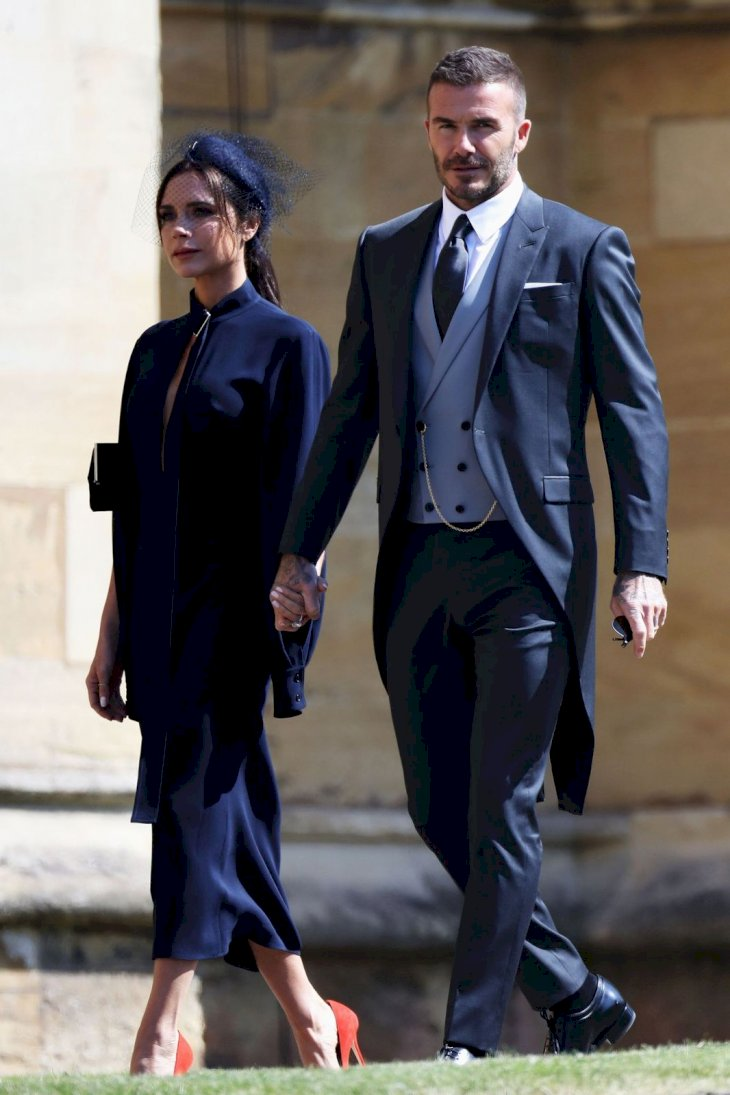 David and Victoria Beckham/Photo:Getty Images