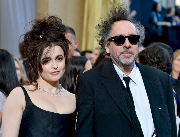 Helena Bonham Carter and Tim Burton / Photo:Getty Images