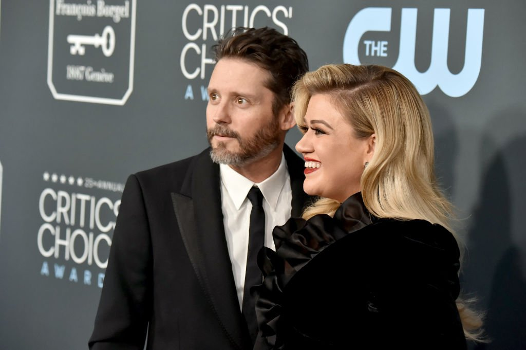 Image Credit: Getty Images / Brandon Blackstock and Kelly Clarkson attend Annual Critics' Choice Awards on January 12, 2020 in Santa Monica, California.