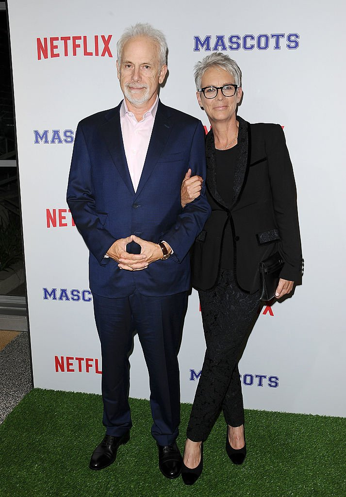 Image Credit: Getty Images / Jamie Lee Curtis and Christopher Guest.