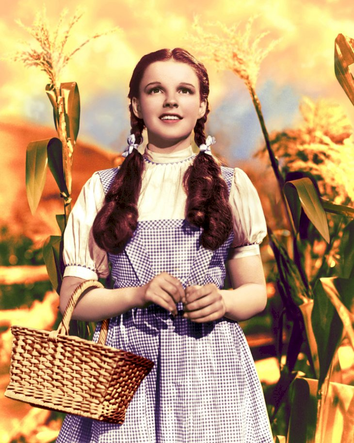 Image Credit: Getty Images/Hulton Archive/Silver Screen Collection | Judy Garland as Dorothy