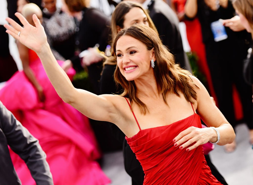 Image Credit: Getty Images / Actress Jennifer Garner attends the 26th annual Screen Actors Guild Awards at The Shrine Auditorium on January 19, 2020.