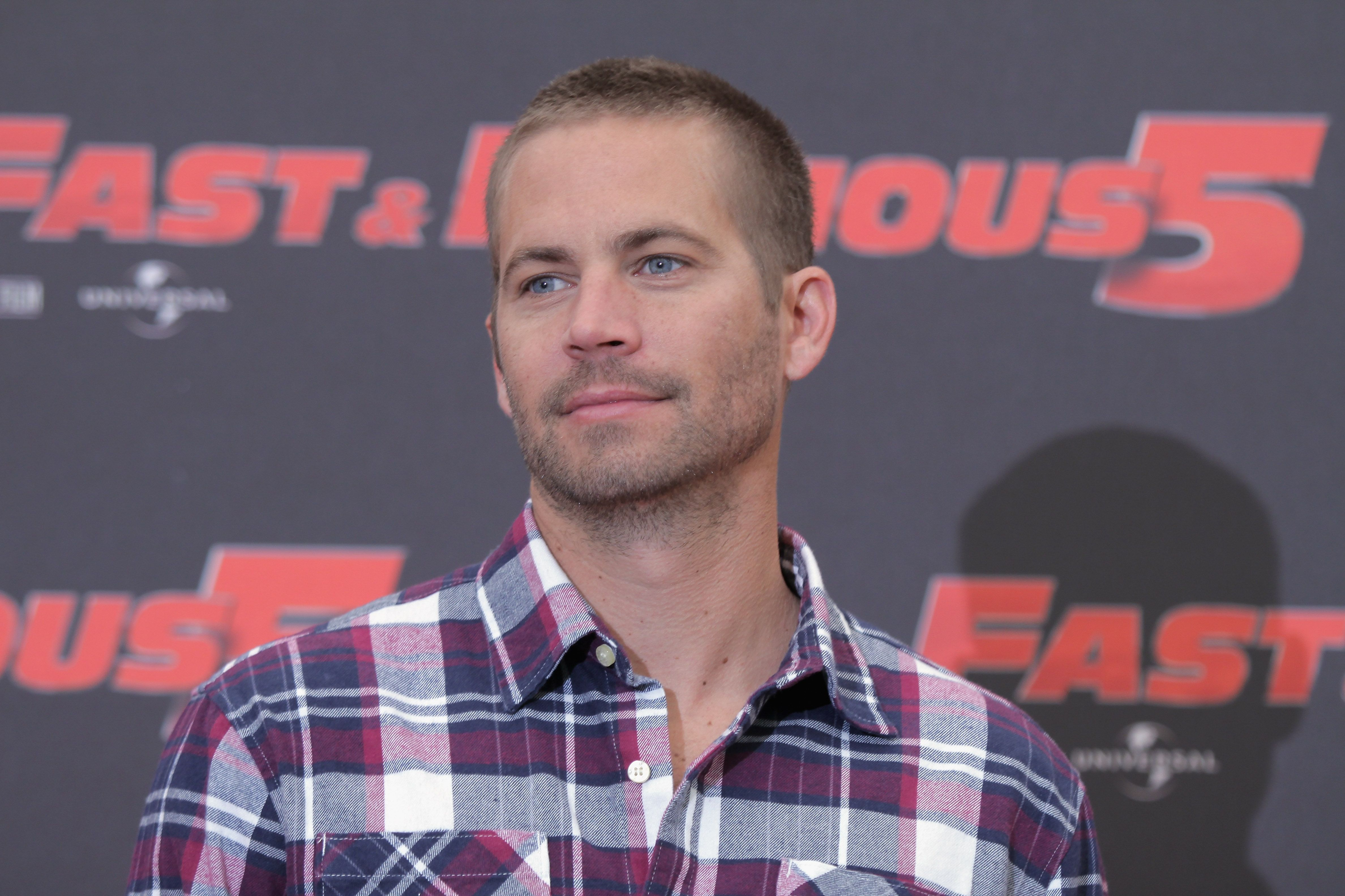 Paul Walker worked even through pain / Getty Images