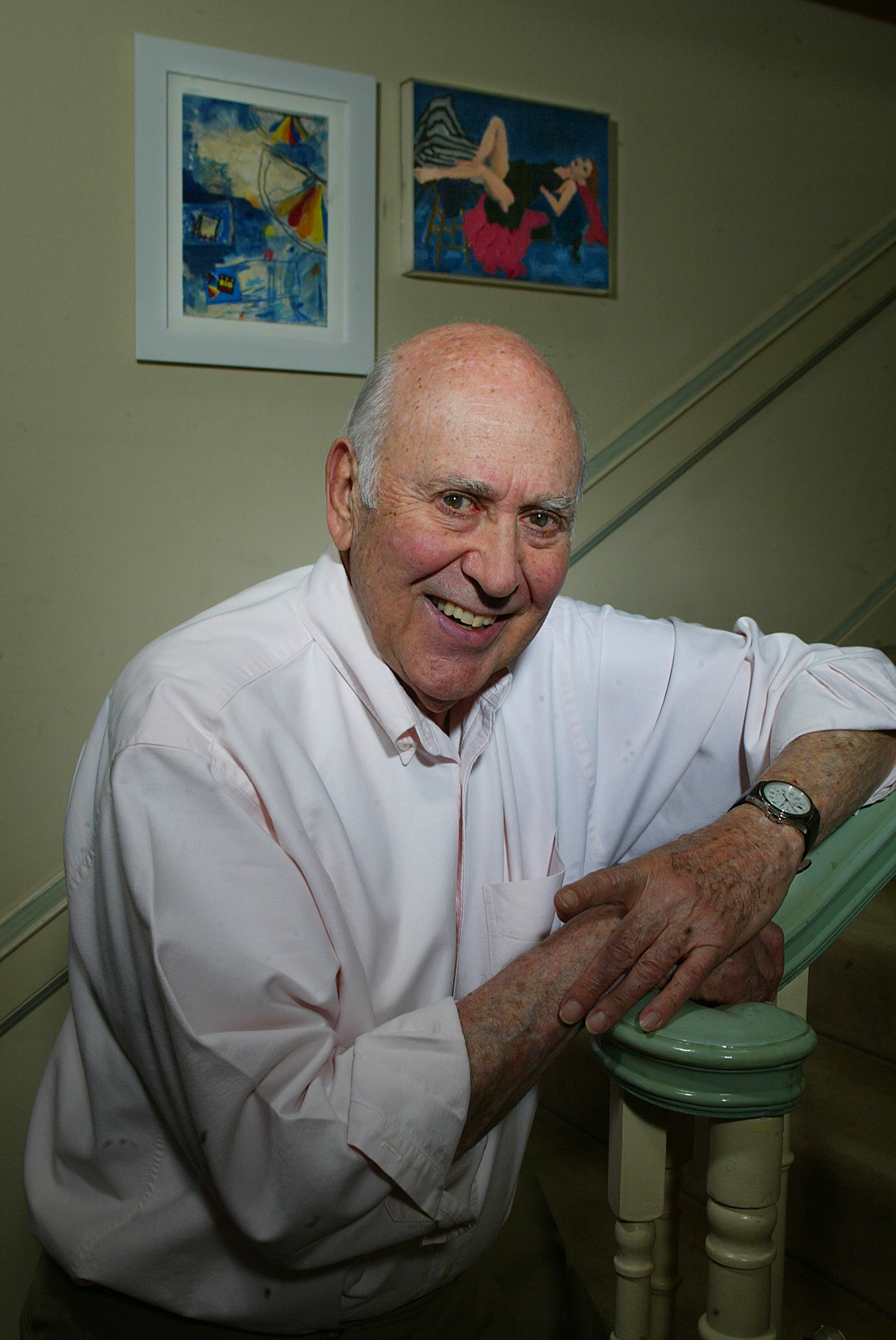 Image Credits: Getty Images | Carl Reiner won the Mark Twain Prize