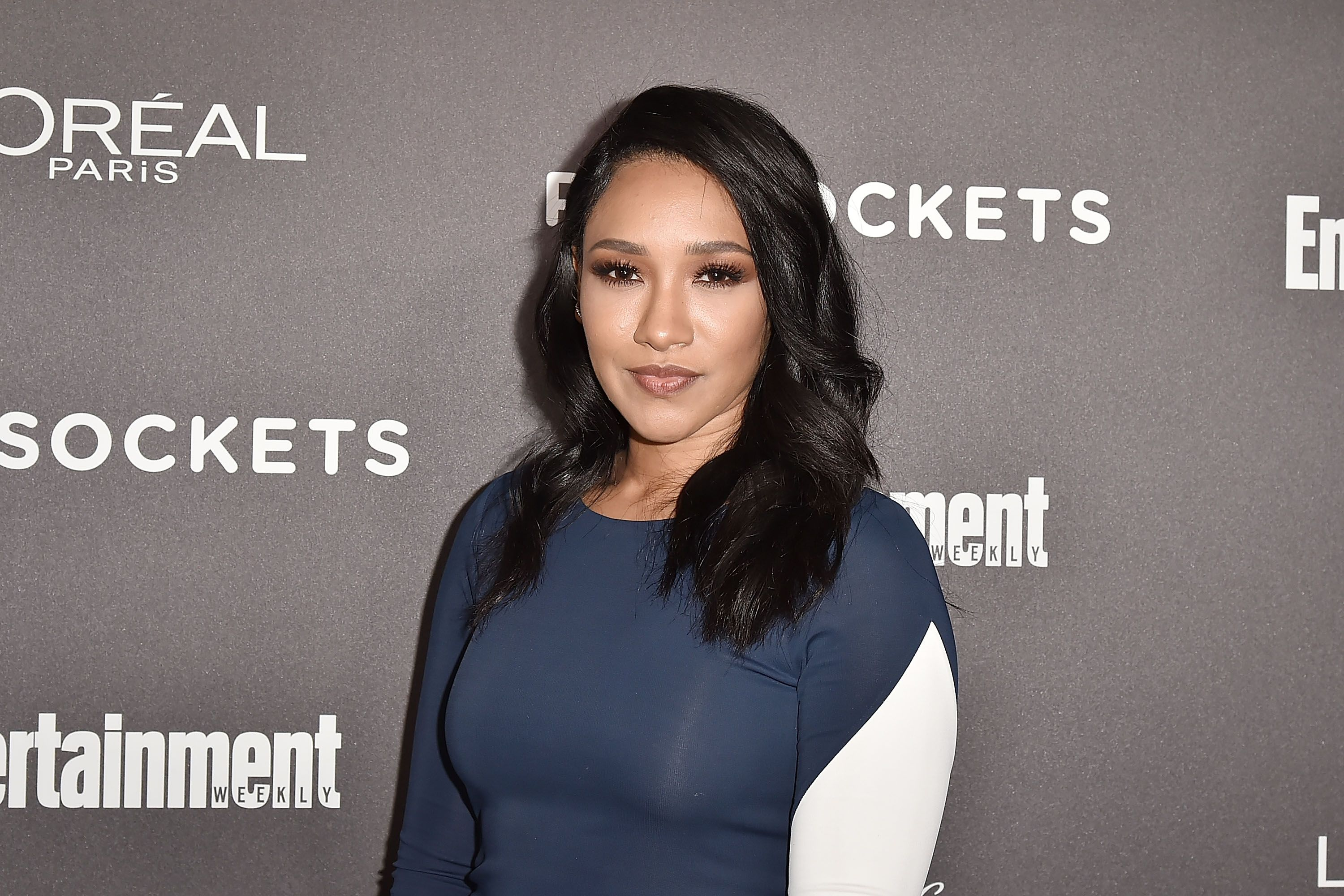 Candice Patton never lets racism get her down / Getty Images