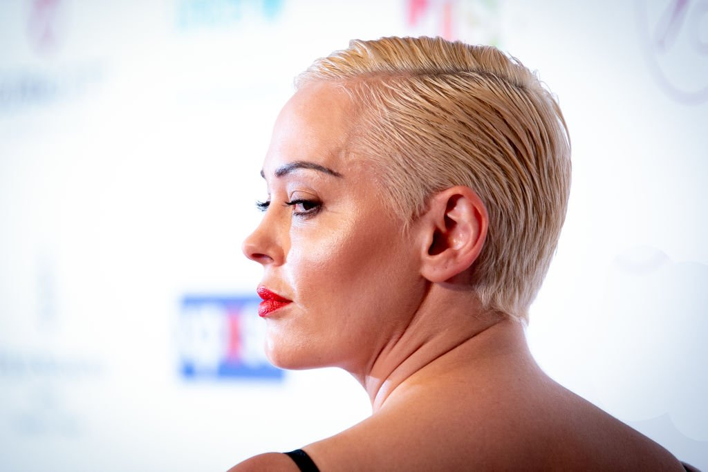 Image Credit: Getty Images / Actress Rose McGowan attends the Global Gift Gala 2019 at Four Seasons Hotel George V on June 03, 2019 in Paris, France.