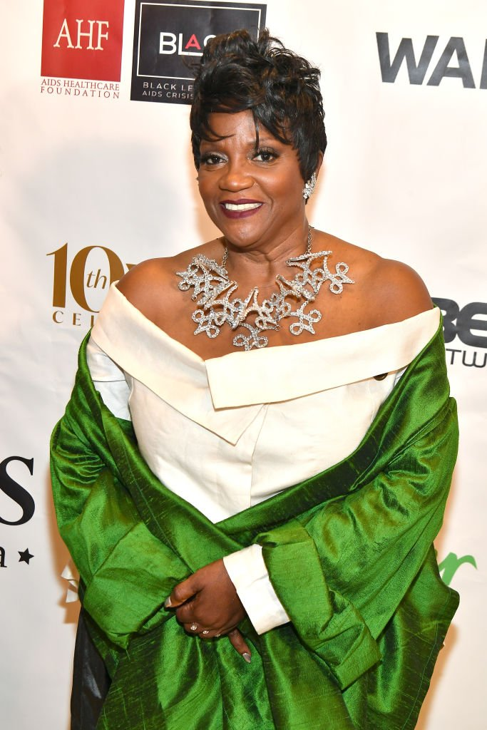 Image Credits: Getty Images / Paras Griffin | Actress Anna Maria Horsford attends 10th Annual BronzeLens Film Festival Women Superstars Luncheon on August 23, 2019 in Atlanta, Georgia.