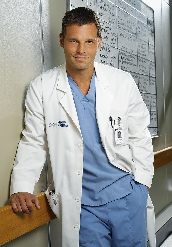 Image Credit: Getty Images/Walt Disney Television via Getty Images/Frank Ockenfels | Portrait of Justin Chambers as Alex Karev
