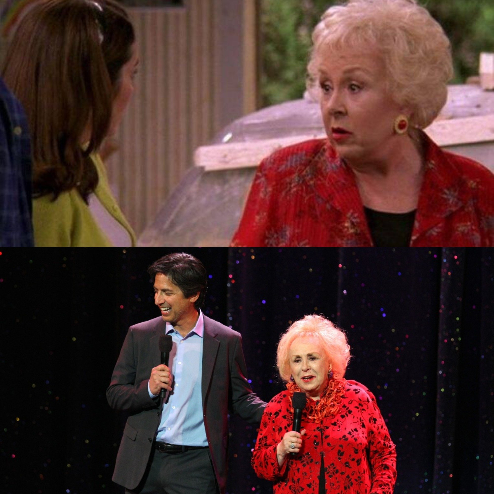 Image credits: CBS/Everybody Loves Raymond - Getty Images for IMF/Joe Scarnici