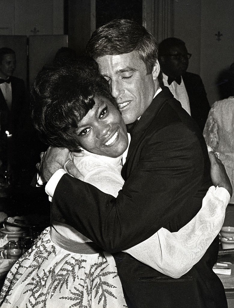 Warwick and Bacharach Image Source: Getty Images