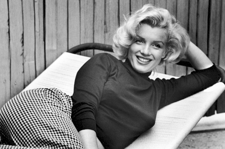 Image Credit: Getty Images/The LIFE Picture Collection via Getty Images/Pix Inc./Alfred Eisenstaedt |1953: Actress Marilyn Monroe at home.