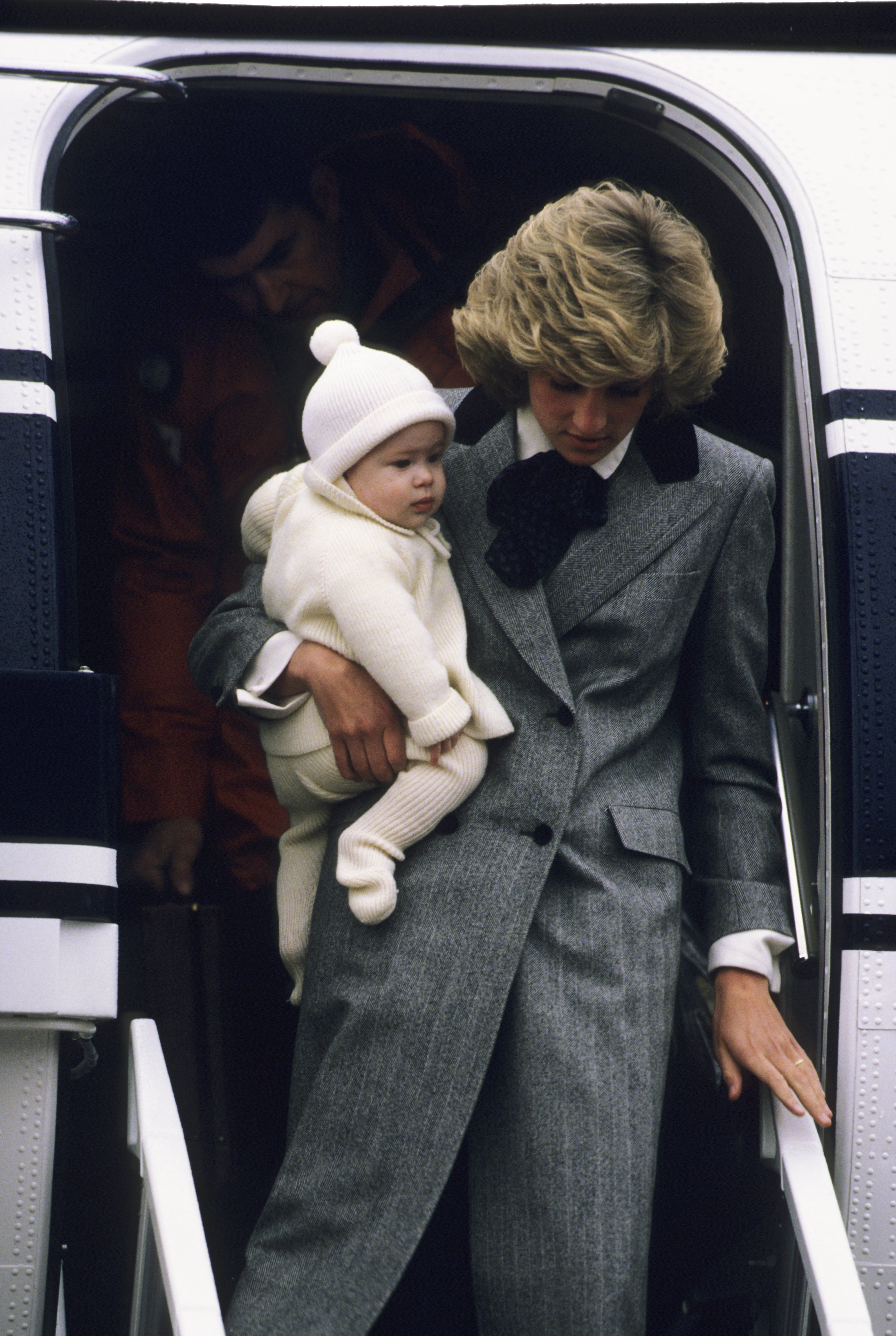 Image Credit: Getty images | Princess Diana did not like leaving her children during trips abroad