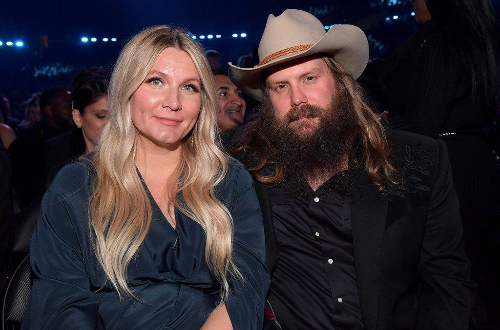 "Image Source: Getty Images / Lester Cohen | One of the songs for September is Chris Stapleton's ""Tennessee Whiskey"""