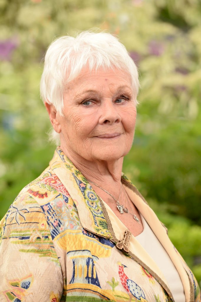 Image Credits: Getty Images / Jeff Spicer | Dame Judi Dench in May 2019.