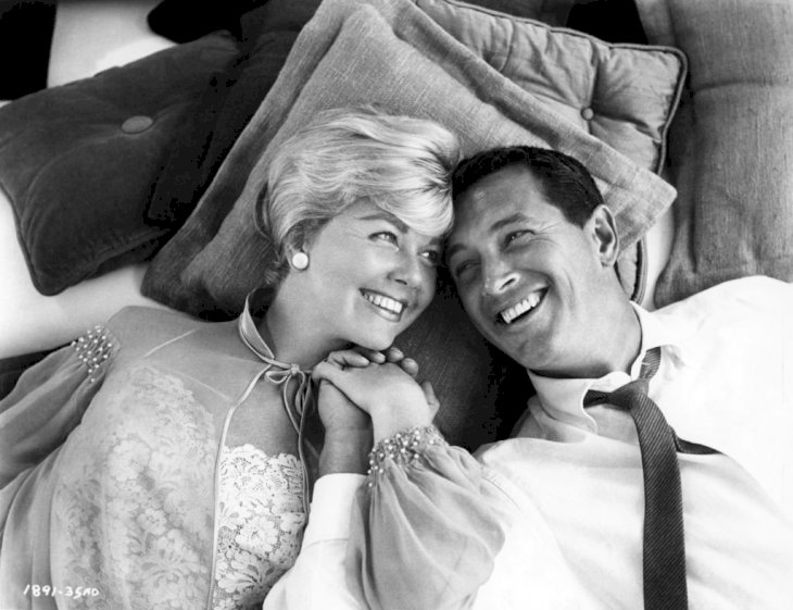Image Credit: Getty Images/Michael Ochs Archives |Doris Day and Rock Hudson in a scene from the Universal-International comedy 'Pillow Talk,' 1959.