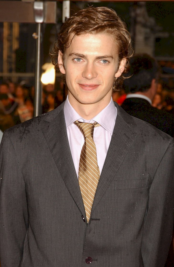 Image Credit: Getty Images / Hayden Christensen at an event.