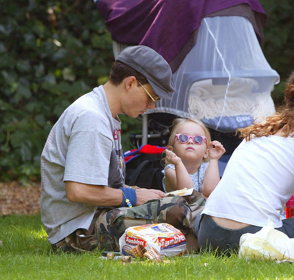 Johnny Depp is an amazing father to his children / Getty Images