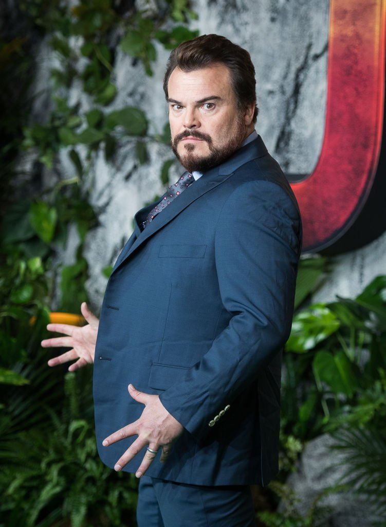 Image Credits: Getty Images / Samir Hussein / WireImage | Jack Black attends the 'Jumanji: Welcome To The Jungle UK premiere held at Vue West End on December 7, 2017 in London, England.