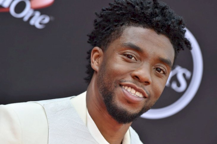 Image Credits: Getty Images / Axelle / Bauer-Griffin / FilmMagic | Actor Chadwick Boseman attends The 2018 ESPYS at Microsoft Theater on July 18, 2018 in Los Angeles, California.