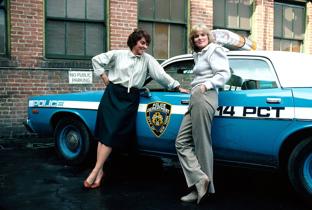 Image Credits: Getty Images / Time Life Pictures/DMI/The LIFE Picture Collection   Tyne Daly and Sharon Gless