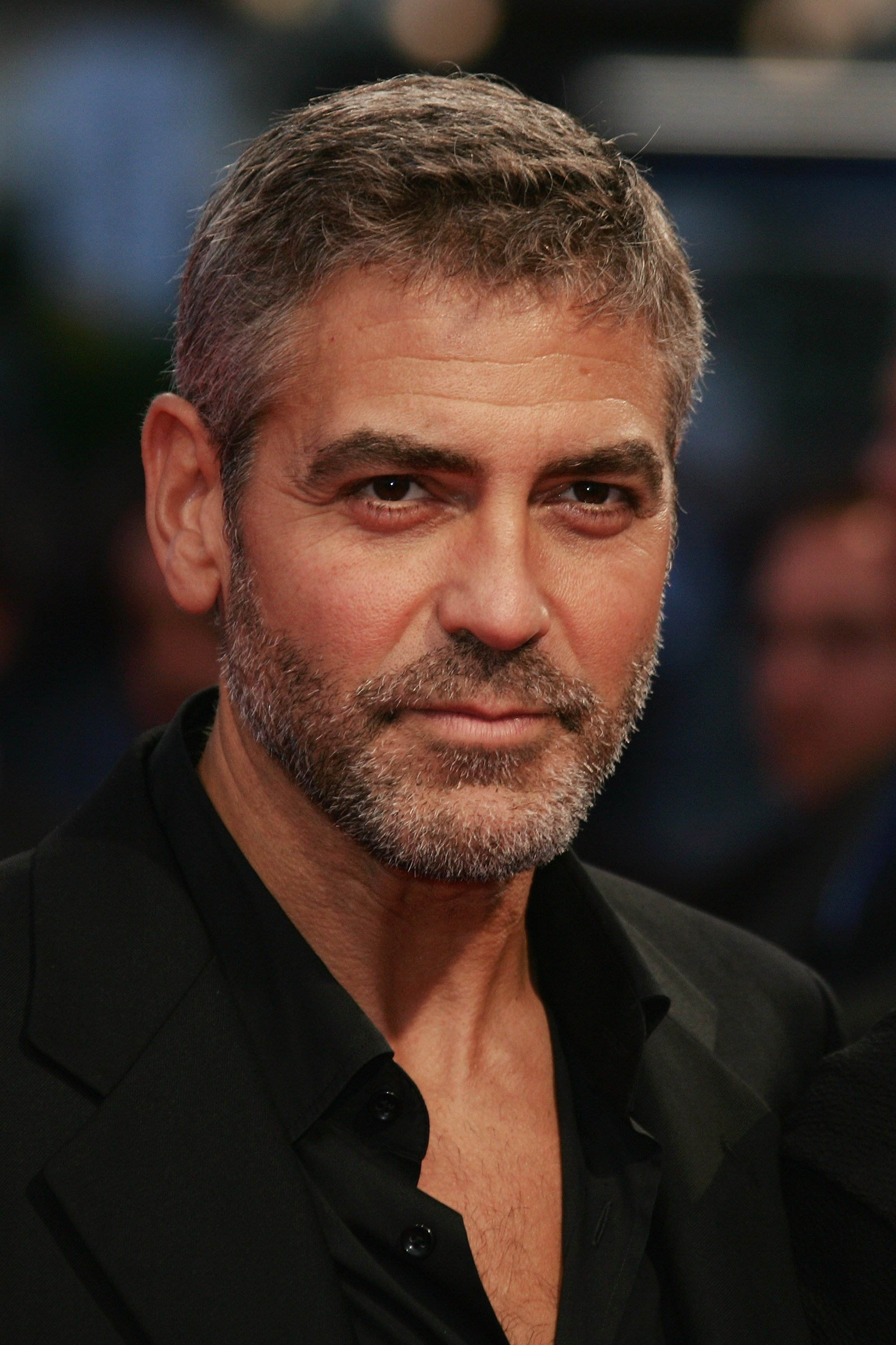 Image Credits: Getty Images / Francois Durand | U.S. actor George Clooney poses as he arrives to attend the premiere of Michael Clayton during the 33rd Deauville American Film Festival, on September 2, 2007 in Deauville, France.