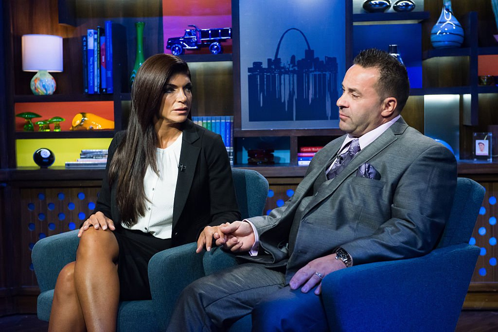 Image Credit: Getty Images / Watch What Happens Live, Episode 11159, Teresa Giudice, Joe Giudice.